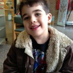 Noah Pozner, 6, one of 20 children murdered on Dec. 14, 2012, at Sandy Hook Elementary School in Newtown, Connecticut.