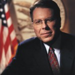 Wayne LaPierre, executive vice president of the National Rifle Association.