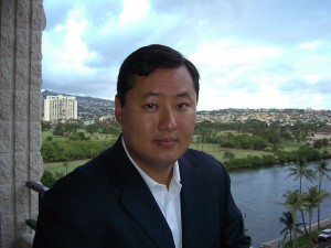 John Yoo, former legal adviser in George W. Bush's Justice Department.