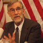 Former CIA analyst Ray McGovern.