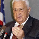 Former Israeli Prime Minister Ariel Sharon. (Photo credit: Jim Wallace of the Smithsonian Institution)