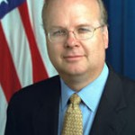 Republican political operative Karl Rove.