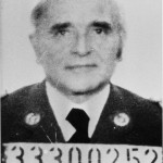 Nazi SS officer Klaus Barbie.