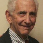 Pentagon Papers whistleblower Daniel Ellsberg.