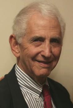Pentagon Papers whistleblower Daniel Ellsberg.
