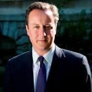 British Prime Minister David Cameron.