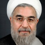 Iran's President-elect Hassan Rouhani.