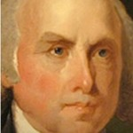 James Madison, the chief architect of the U.S. Constitution and the fourth President of the United States.