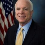 Sen. John McCain, R-Arizona.