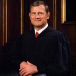 U.S. Chief Justice John Roberts.