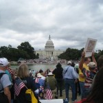 A Tea Party rally in Washington, D.C., on Sept. 12, 2009. (Photo credit: NYyankees51)
