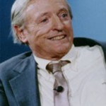 Conservative pundit and publisher William F. Buckley Jr.