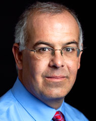 David Brooks, conservative columnist at The New York Times.