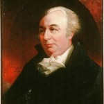 Gouverneur Morris as painted by Edward Dalton Marchant.