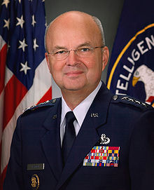 Retired Gen. Michael Hayden, former director of the CIA and the NSA.