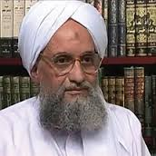 Al-Qaeda leader Ayman Al-Zawahiri.