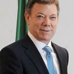 Colombia's President Juan Manuel Santos.