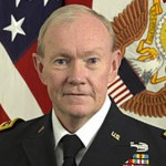 Army Gen. Martin Dempsey, Chairman of the Joint Chiefs of Staff.