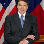 Texas Gov. Rick Perry.