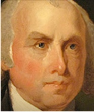 President James Madison, a principal author of the Bill of Rights..