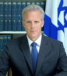 Michael Oren, Israel's ambassador to the United States.
