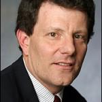New York Times columnist Nicholas D. Kristof.