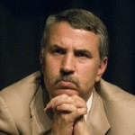 New York Times columnist Thomas L. Friedman.