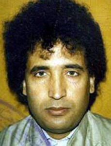 "Libyan Ali al-Megrahi, whose conviction as the ""Lockerbie bomber"" remains a point of historical dispute."