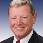 Sen. James Inhofe, R-Oklahoma.