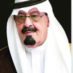 King Abdullah, the ailing monarch of Saudi Arabia whose country is playing a power game with its oil.