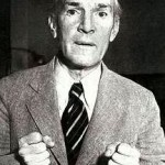 Upton Sinclair, author of The Jungle, which exposed scandalous disregard of the public health in the food-processing industry.