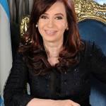 Argentine President Cristina Kirchner.