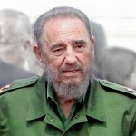 Cuban leader Fidel Castro in 2003. (Photo credit: Antonio Milena - ABr)