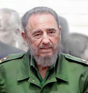 Cuban leader Fidel Castro in 2003.