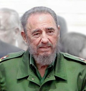 Cuban leader Fidel Castro in 2003. (Photo credit: Antonio Milena - ABr)