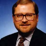 Anti-government crusader Grover Norquist.