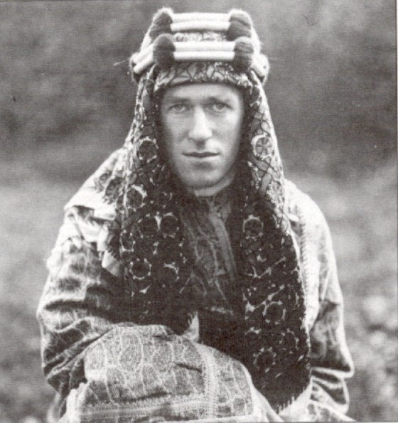 an introduction to the life of colonel t e lawrence known as lawrence of arabia