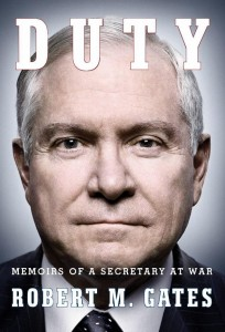 Duty: Memoirs of a Secretary at War, by Robert M. Gates, From ImagesAttr