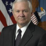 Former Defense Secretary Robert Gates.