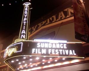 Sundance Film Festival in Park City, Utah.