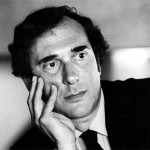 Playwright Harold Pinter. (Photo credit: Huntington Theatre Company)