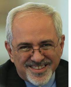 Iran's Foreign Minister Javad Zarif.