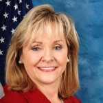 Oklahoma's Republican Gov. Mary Fallin, who pressed for Clayton Lockett's execution despite doubts over the drug cocktail to be used.