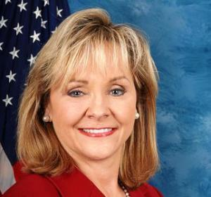 Oklahoma Gov. Mary Fallin, a Republican.