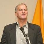 Author and academic Norman Finkelstein. (Photo credit: Miguel de Icaza)