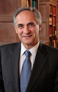 Robert Zimmer, president of the University of Chicago.