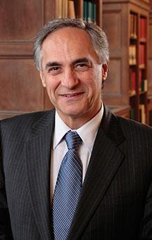 Robert Zimmer, president of the University of Chicago.