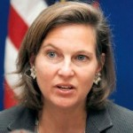 Assistant Secretary of State for European Affairs Victoria Nuland, who p