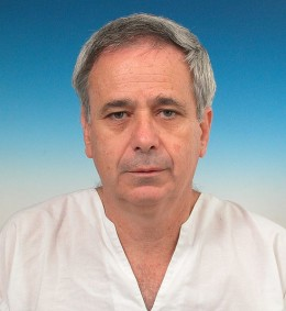 Israeli author and academic Ilan Pappe.