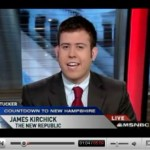 James Kirchick, correspondent for The Daily Beast.